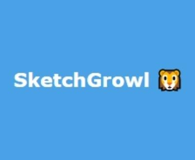 Shop Sketch Growl logo