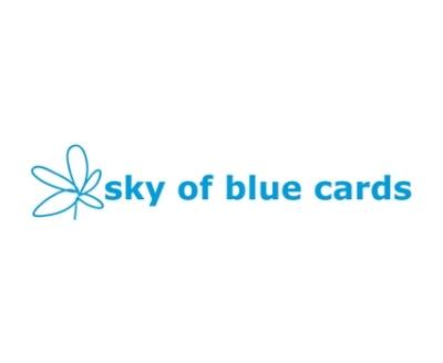 Shop Sky of Blue Cards logo