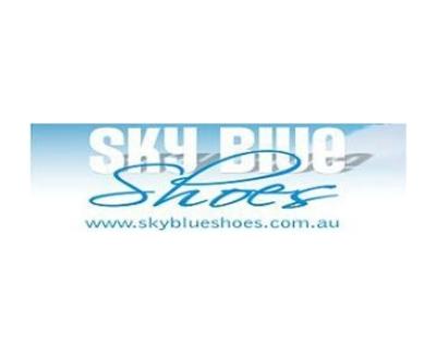 Shop Sky Blue Shoes logo