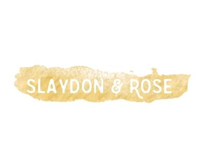 Shop Slaydon & Rose logo