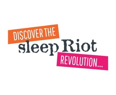 Shop Sleep Riot logo
