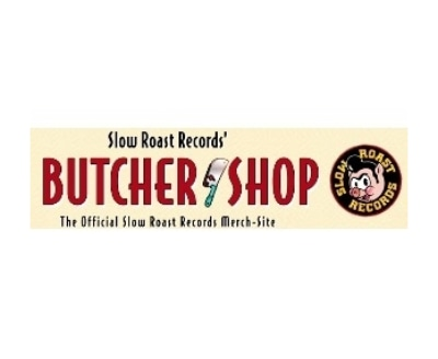 Shop Slow Roast Records logo