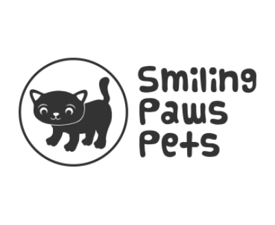 Shop Smiling Paws Pets logo