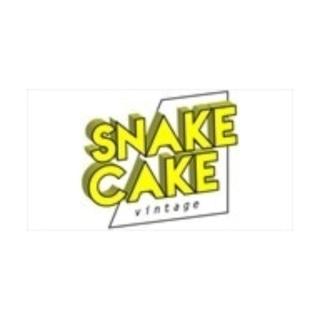 Shop Snake Cake Vintage logo