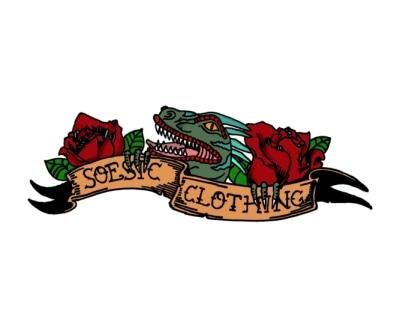Shop Soesic Clothing Co. logo