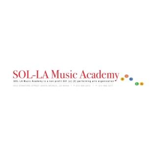 Shop SOL-LA Music Academy logo