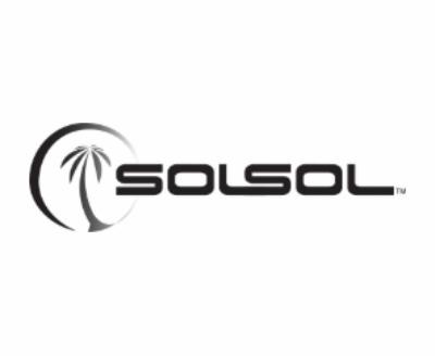 Shop SOLSOL  logo