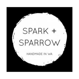 Shop Spark + Sparrow logo