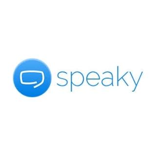 Shop Speaky logo