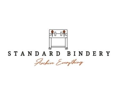 Shop Standard Bindery logo