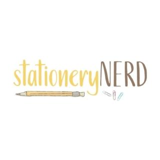 Shop Stationery Nerd logo