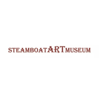 Shop Steamboat Art Museum logo