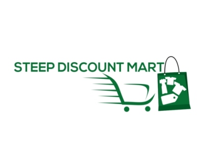 Shop Steep Discount Mart logo