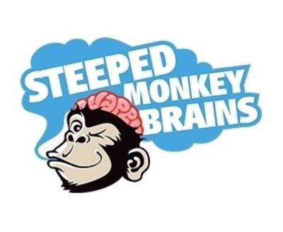 Shop Steeped Monkey Brains logo