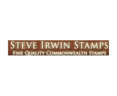 Shop Steve Irwin Stamps logo