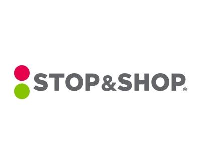 Shop Stop and Shop logo