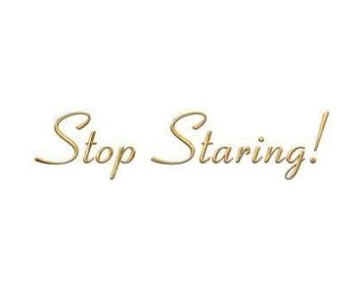Shop Stop Staring! logo