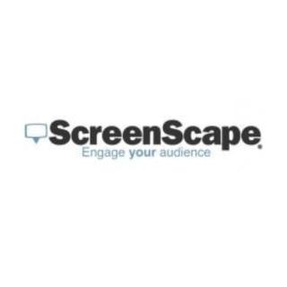 Shop ScreenScape logo