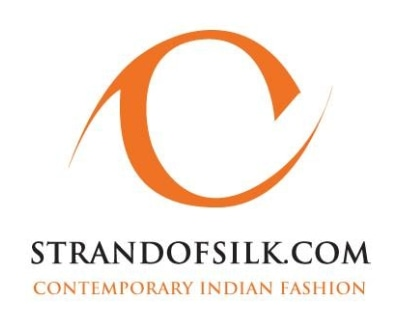 Shop Strand of Silk logo