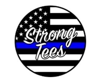 Shop Strong Tees logo