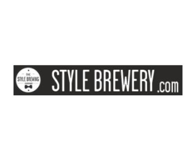Shop Style Brewing Company logo