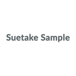 Shop Suetake Sample logo