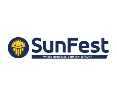 Shop SunFest logo