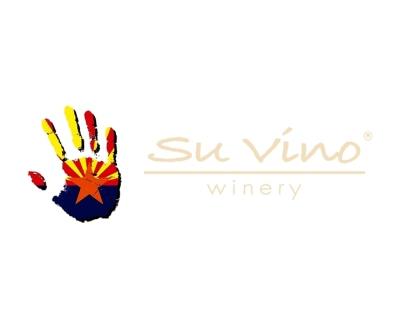 Shop Su Vino Winery logo