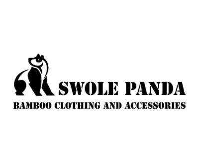 Shop Swole Panda logo