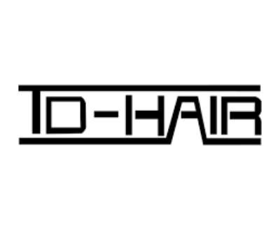 Shop TD Hair logo
