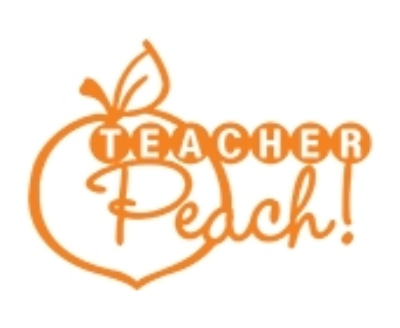 Shop TeacherPeach logo