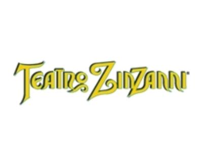 Shop Teatro ZinZanni logo