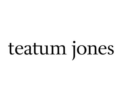 Shop Teatum Jones logo
