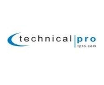 Shop Technical Pro logo