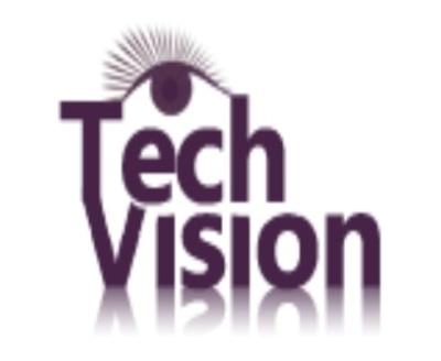 Shop TechVision logo
