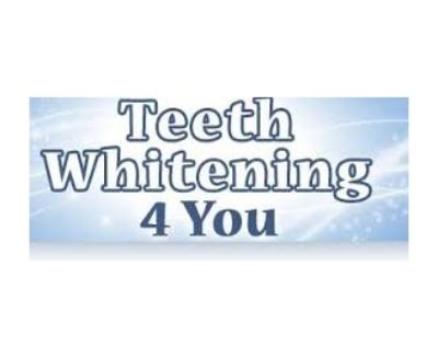 Shop Teeth Whitening 4 You logo