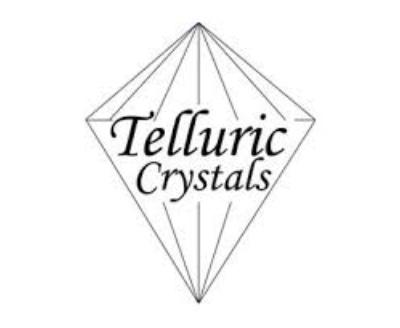 Shop Telluric Crystals logo
