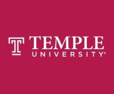 Shop Temple University logo