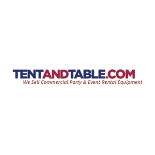 Shop Tent and Table  logo