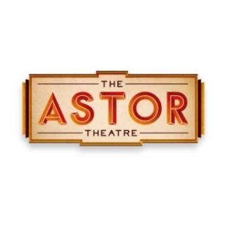 Shop   The Astor Theatre logo