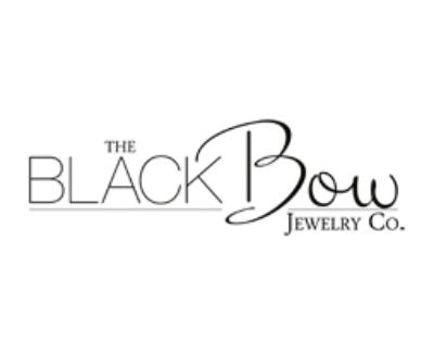 Shop The Black Bow logo