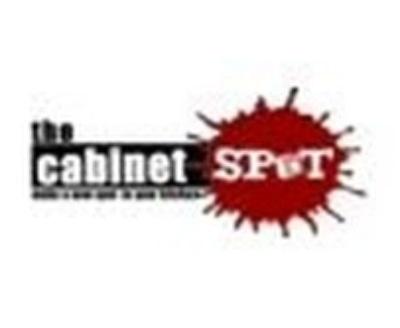 Shop The Cabinet Spot logo