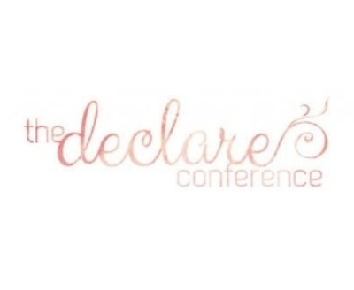 Shop The Declare Conference logo