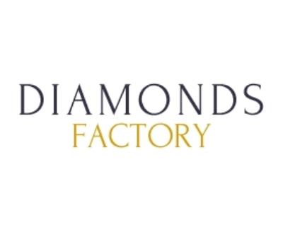 Shop Diamonds Factory logo