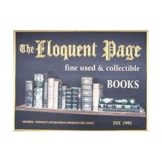 Shop The Eloquent Page logo