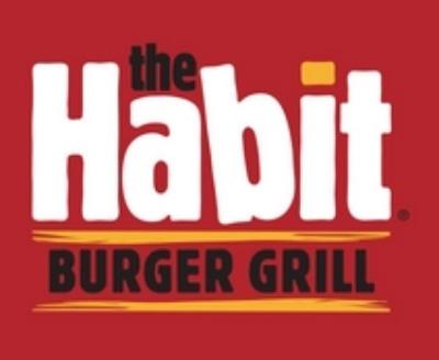 Shop The Habit Burger Grill logo