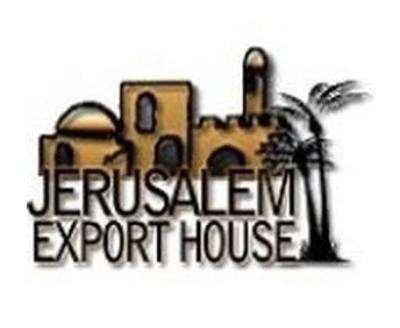 Shop The Jerusalem Export House logo