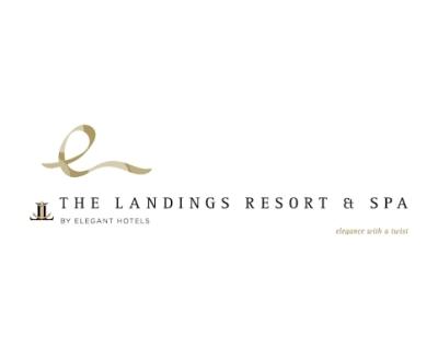 Shop The Landings St. Lucia logo