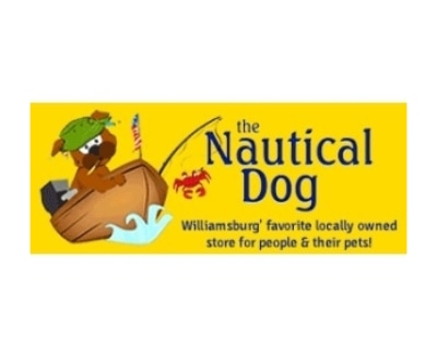 Shop Nautical Dog logo