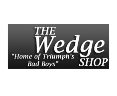 Shop The Wedge Shop logo